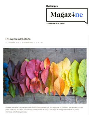 Articulos magazine empresa laRedactorambiental