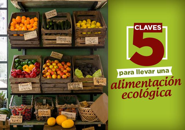 Claves alimentacion ecologica ProKey laRedactorambiental