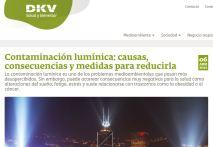 Artículos sección web. Sector Medioambiente y Sociedad